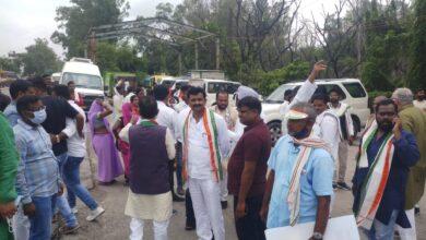 Photo of कांग्रेस का भाजपा गद्दी छोड़ो अभियान, कृषि कानूनों पर बोला हमला