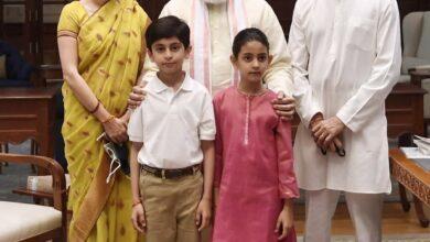 Photo of जितिन प्रसाद की प्रधानमंत्री से शिष्टाचार भेंट बड़ा संदेश