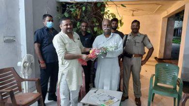 Photo of भारतीय किसान मंच के अध्यक्ष देवेन्द्र तिवारी ने शिव कुमार को दी बड़ी जिम्मेदारी