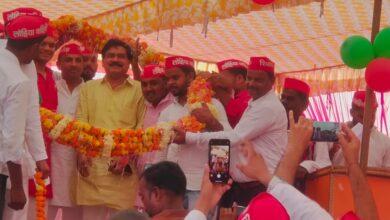 Photo of समाजवादी पार्टी लोहिया वाहिनी द्वारा दलित चेतना संवाद कार्यक्रम आयोजित